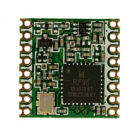 $4.3/pcs RFM96W / RFM98W MOQ100pcs 433MHz /470MHz LoRa rf module
