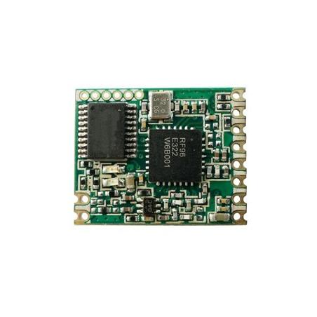 $7.5/pcs MOQ100pcs HM-TRLR-S SX1276 / Sx1278 433MHz /868MHz /915MHz TTL LoRa Data link rf module