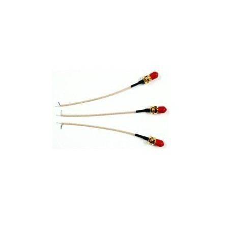 DWM-SCJ SMA RG178 extension jumper Female cable