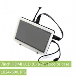 10.1inch HDMI LCD (B)(with case) IPS Capacitive Touch Screen 1280*800 For Raspberry Pi 3