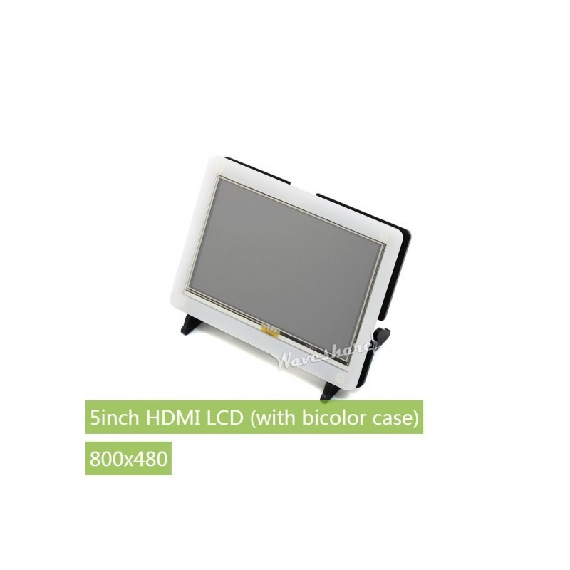 7 inch Capacitive Touch Screen LCD HDMI Raspberry supports various systems