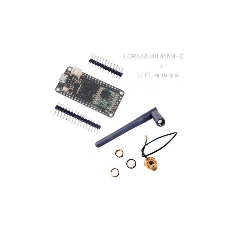 LoRa32u4 II Lora SX1276 868MHZ /915MHz Development Board for Arduino