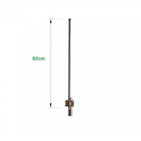 LoRa Antenna-433MHz/ 868MHz/ 915MHz Out Door Waterproof Omni Fiberglass Antenna