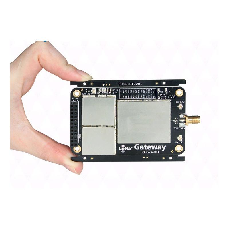 DWM-RAK83 433MHz/ 868MHz/ 915MHz SX1301SX1257 SX1255 LoRa/ LoRaWAN Gateway  Module