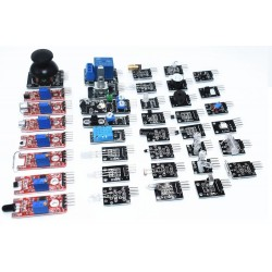 37 sensor modules In 1 Sensor Kits for Arduino Raspberry Pi Beginner Learning