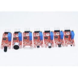 37 sensor modules In 1 Sensor Kits for Arduino Raspberry Pi Beginner Learning