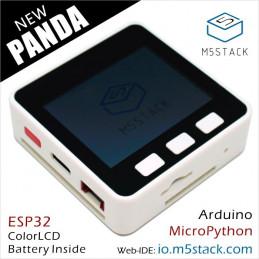 M5Stack PANDA ESP32 Basic Core Development Kit White Color Shell Basic Kit