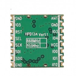 HPD13A Sx1276 868MHz /915MHz LoRa transceiver RF module