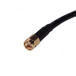 DWM-SMA Male to SMA Female 50ohm RF coaxial RG58 extension jumper cable