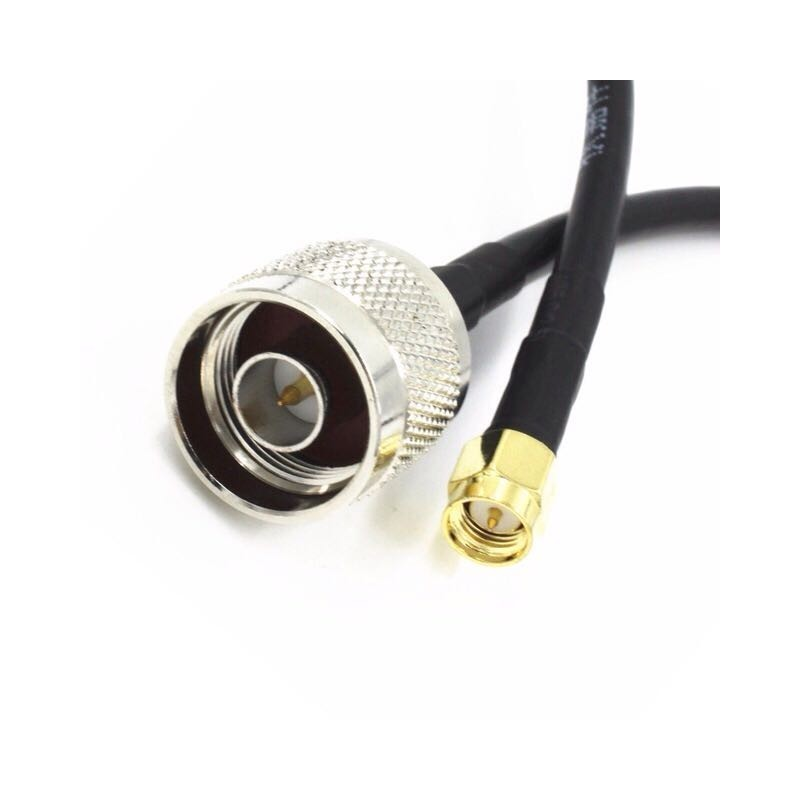 Seeedstudio 50cm length SMA male to SMA female RF pigtail Coxial Cable RG316