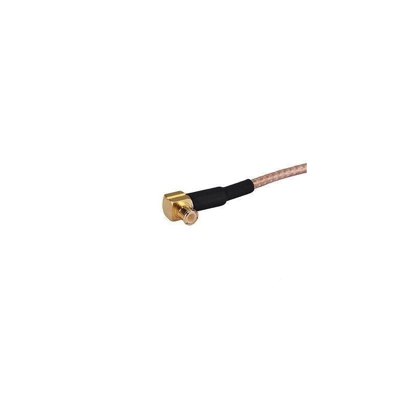 DWM-MCX right Male to MCX right male 50ohm RF coaxial RG316 extension jumper cable