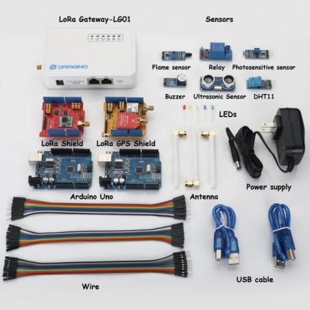 USD110/pcs  MOQ100pcs LoRa IoT Development Kit