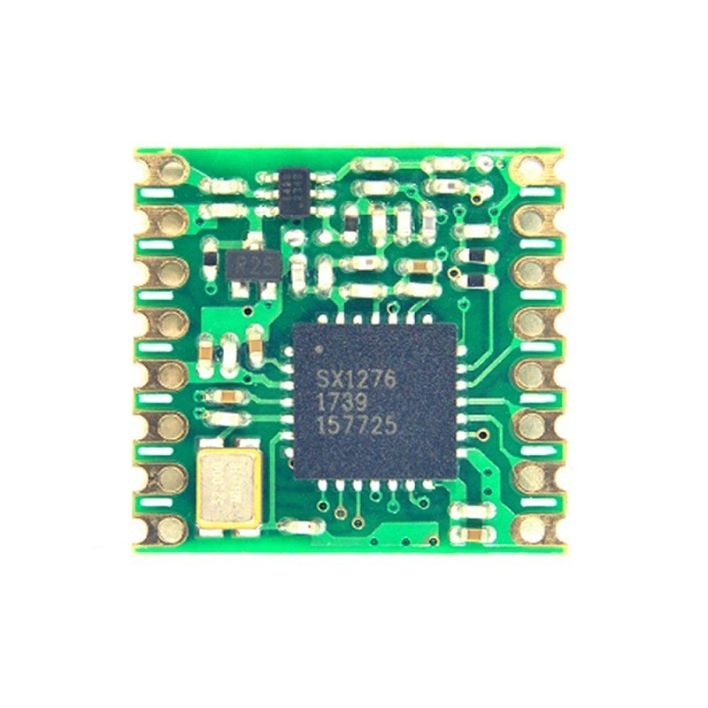 DWM-1276S 868MHz /915MHz  sx1276  LoRa transceiver RF module compatible with RFM95W