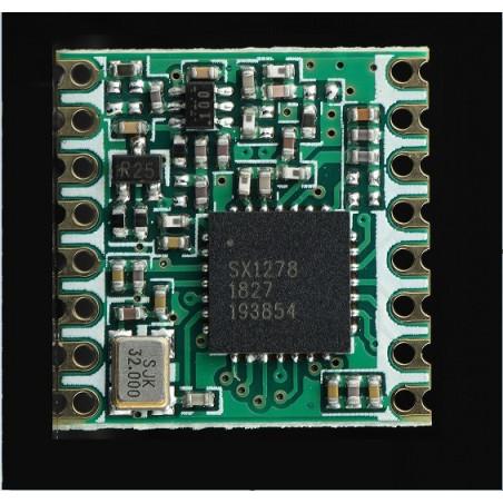 DWM-1278S 433MHz /470MHz sx1278 LoRa transceiver RF module compatible with RFM98W