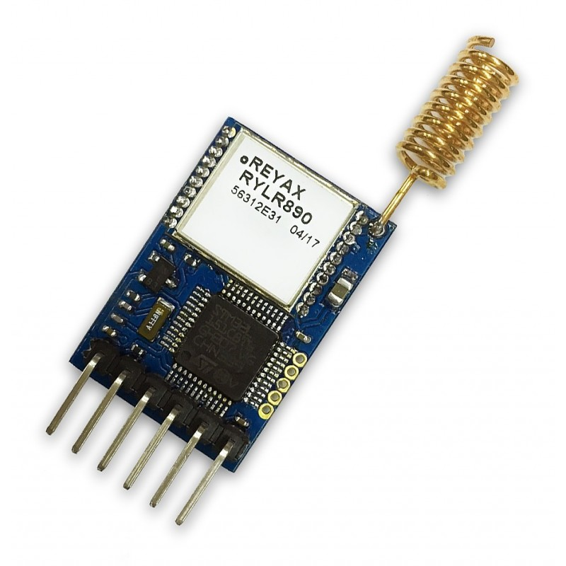 RYLR896 868MHz /915MHz  SX1276 LoRa TTL Data link rf module