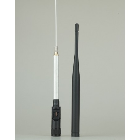 Free Shipping LoRa Antenna-433MHz /868MHz /915MHz 5dBi Waterproof SMA Male Whip antenna