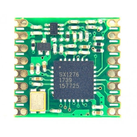 Free Shipping DWM-1276S 868MHz /915MHz  sx1276  LoRa transceiver RF module compatible with RFM95W