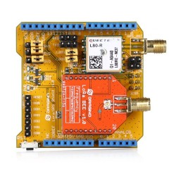 The Dragino Lora /GPS Shield with 433MHz /868MHz /915MHz Versions