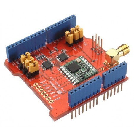 Free Shipping Arduino LoRa Shield 433MHz /868MHz /915MHz Version