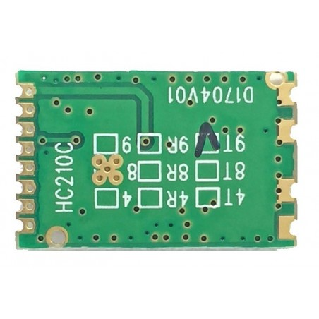 DWM-HC210C-T CC115L 315MHz /433MHz /868MHz /915MHz Small size Transmitter rf module