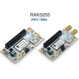 DWM-RAK2245 SX1301 8 Channels LoRaWAN gateway with GPS module
