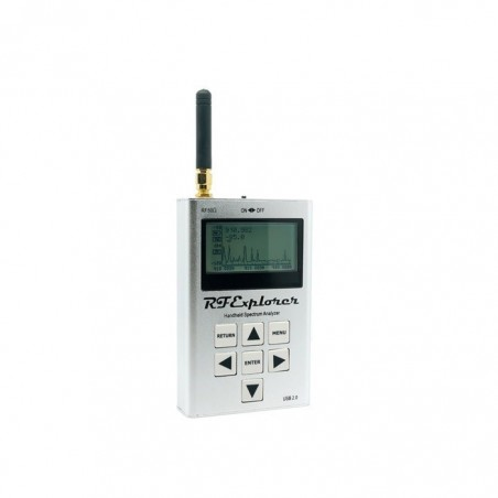 RF Explorer - 915MHz V2.0 Handheld Digital Spectrum Analyzer