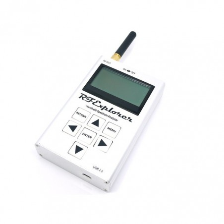 RF Explorer - 433MHz Handheld Digital Spectrum Analyzer