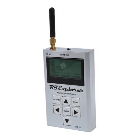 RF Explorer - 2.4GHz Handheld Digital Spectrum Analyzer