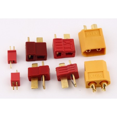 DWM-XT60 connectors