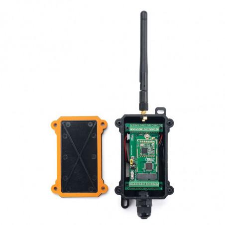 LSN50-V2 IP68 Waterproof Long Range Wireless LoRa Sensor Node with external antenna