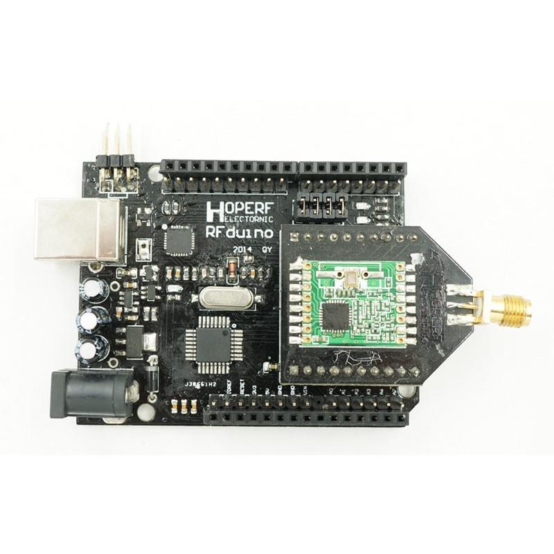 HopeRF DK / EVB RFduino board