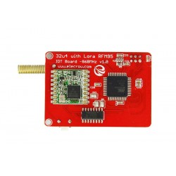 DWM-32u4 LoRa IOT board for...