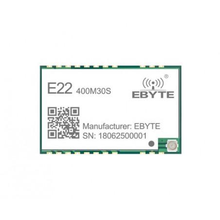 E22-M30S 433MHz /868MHz /915MHz SPI +30dBm Enhanced Power LoRa Transceiver Module
