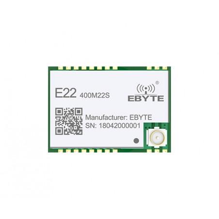 E22-M22S 433MHz /868MHz /915MHz SPI +22dBm Enhanced Power LoRa Transceiver Module