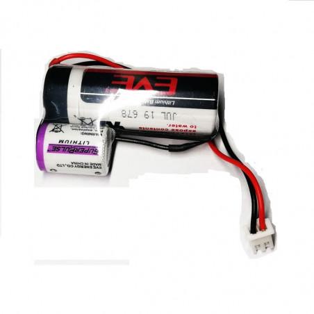 Free Shipping ER18505+SPC1520 Super Pulse Cap Li/SOCI2 unchargable battery for LSN50 Sensor nodes