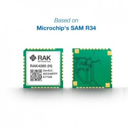 DWM-RAK4260 LoRa module...