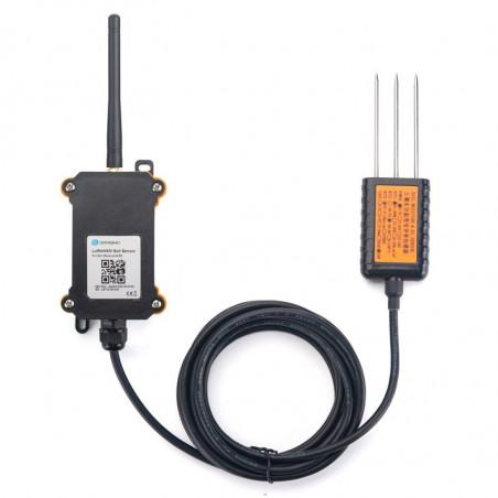 Dragino LSE01 LoRaWAN Soil Moisture & EC Sensor Sensor Nodes base on the LSN50-V2