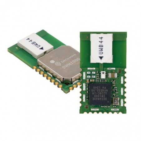 DWM1000 Ultra Wideband (UWB) Module for real time location systems (RTLS)