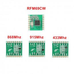 RFM69CW SX1231 433MHz...