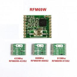 RFM69W SX1231 433MHz...