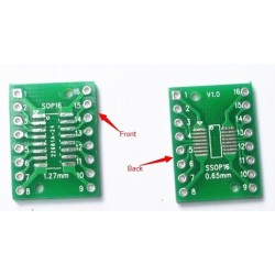SOP16 /SSOP16 Patch board