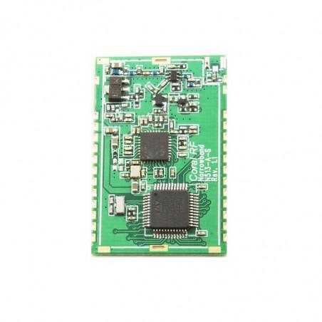 DWM-N513 TI CC1120 24dBm 433MHz /868MHz /915MHz Narrowband Transceiver rf module