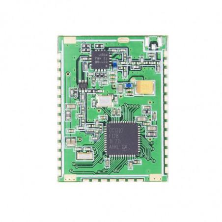 DWM-N620 TI CC1310 CC1190 868MHz /915MHz 27dBm Enhance power SOC RF Transceiver module