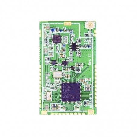 DWM-N532 TI CC1310 30dBm 433MHz /868MHz /915MHz Enhance power SOC RF Transceiver module