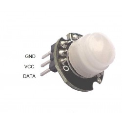 DWM-PM-2  Mini Infrared PIR module