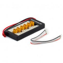XT60 JST-XH Connectors Parallel charger board