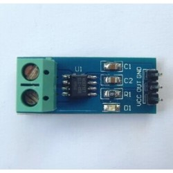 DWM-ACS712 5A /20A /30A Hall Current Sensor Module