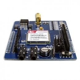 SIM900 Quad-band GSM GPRS Shield for Arduino