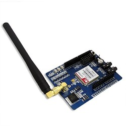SIM900 Quad-band GSM GPRS Shield for Arduino