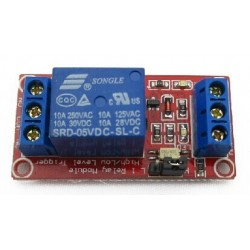 DWM-1-Channel H/L Level Triger Optocoupler Relay Module